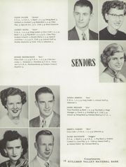 Stillman Valley High School - Cardinal Yearbook (Stillman Valley, IL) online yearbook collection, 1952 Edition, Page 17