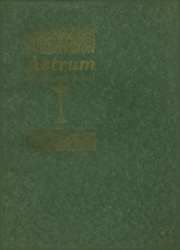 Page 1, 1927 Edition, Aledo High School - Astrum (Aledo, IL) online yearbook collection