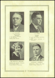 Page 13, 1927 Edition, Aledo High School - Astrum (Aledo, IL) online yearbook collection