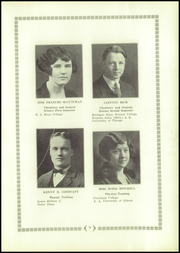 Page 15, 1927 Edition, Aledo High School - Astrum (Aledo, IL) online yearbook collection