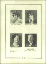 Page 16, 1927 Edition, Aledo High School - Astrum (Aledo, IL) online yearbook collection