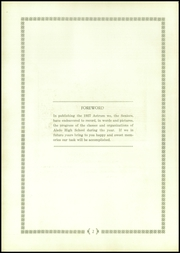 Page 8, 1927 Edition, Aledo High School - Astrum (Aledo, IL) online yearbook collection