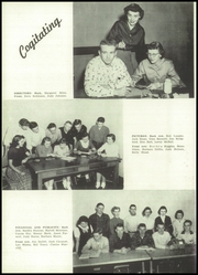 Page 10, 1956 Edition, Aledo High School - Astrum (Aledo, IL) online yearbook collection