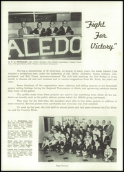 Page 16, 1956 Edition, Aledo High School - Astrum (Aledo, IL) online yearbook collection