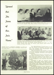 Page 17, 1956 Edition, Aledo High School - Astrum (Aledo, IL) online yearbook collection