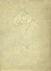 Page 1, 1957 Edition, Aledo High School - Astrum (Aledo, IL) online yearbook collection