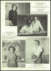 Page 10, 1957 Edition, Aledo High School - Astrum (Aledo, IL) online yearbook collection