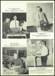 Page 11, 1957 Edition, Aledo High School - Astrum (Aledo, IL) online yearbook collection