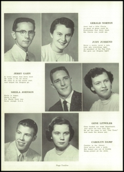 Page 16, 1957 Edition, Aledo High School - Astrum (Aledo, IL) online yearbook collection