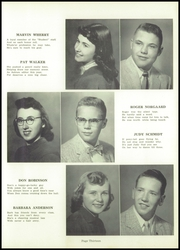 Page 17, 1957 Edition, Aledo High School - Astrum (Aledo, IL) online yearbook collection