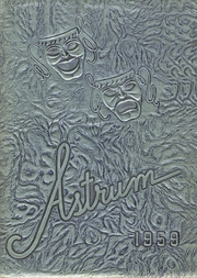Page 1, 1959 Edition, Aledo High School - Astrum (Aledo, IL) online yearbook collection