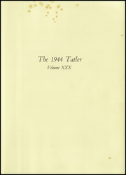 Page 5, 1944 Edition, Abingdon High School - Tatler Yearbook (Abingdon, IL) online yearbook collection