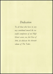 Page 9, 1944 Edition, Abingdon High School - Tatler Yearbook (Abingdon, IL) online yearbook collection