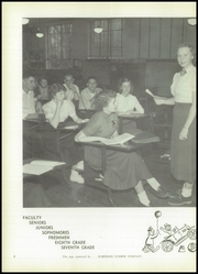 Page 10, 1953 Edition, Abingdon High School - Tatler Yearbook (Abingdon, IL) online yearbook collection