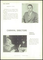Page 13, 1953 Edition, Abingdon High School - Tatler Yearbook (Abingdon, IL) online yearbook collection