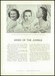 Page 16, 1953 Edition, Abingdon High School - Tatler Yearbook (Abingdon, IL) online yearbook collection