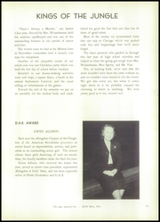 Page 17, 1953 Edition, Abingdon High School - Tatler Yearbook (Abingdon, IL) online yearbook collection