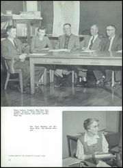 Page 16, 1958 Edition, Abingdon High School - Tatler Yearbook (Abingdon, IL) online yearbook collection
