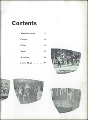 Page 7, 1958 Edition, Abingdon High School - Tatler Yearbook (Abingdon, IL) online yearbook collection