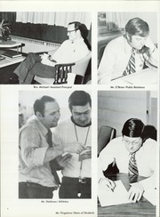 Page 10, 1973 Edition, St Joseph High School - Blazon Yearbook (Westchester, IL) online yearbook collection