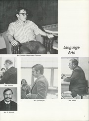 Page 13, 1973 Edition, St Joseph High School - Blazon Yearbook (Westchester, IL) online yearbook collection