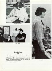 Page 14, 1973 Edition, St Joseph High School - Blazon Yearbook (Westchester, IL) online yearbook collection
