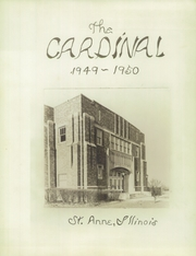 Page 5, 1950 Edition, St Anne High School - Cardinal Yearbook (St Anne, IL) online yearbook collection