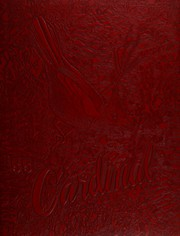 Page 1, 1955 Edition, St Anne High School - Cardinal Yearbook (St Anne, IL) online yearbook collection