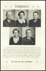Page 11, 1944 Edition, Rushville High School - Re Echo Yearbook (Rushville, IL) online yearbook collection