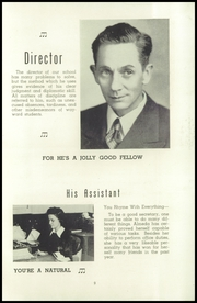 Page 13, 1944 Edition, Rushville High School - Re Echo Yearbook (Rushville, IL) online yearbook collection