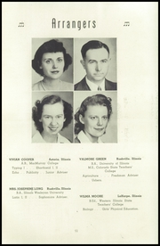 Page 15, 1944 Edition, Rushville High School - Re Echo Yearbook (Rushville, IL) online yearbook collection