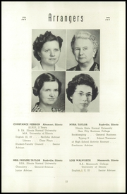 Page 16, 1944 Edition, Rushville High School - Re Echo Yearbook (Rushville, IL) online yearbook collection