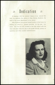 Page 6, 1944 Edition, Rushville High School - Re Echo Yearbook (Rushville, IL) online yearbook collection