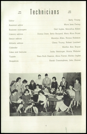 Page 8, 1944 Edition, Rushville High School - Re Echo Yearbook (Rushville, IL) online yearbook collection