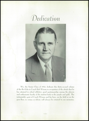 Page 10, 1952 Edition, Rushville High School - Re Echo Yearbook (Rushville, IL) online yearbook collection