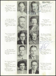 Page 15, 1952 Edition, Rushville High School - Re Echo Yearbook (Rushville, IL) online yearbook collection