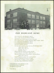 Page 6, 1952 Edition, Rushville High School - Re Echo Yearbook (Rushville, IL) online yearbook collection