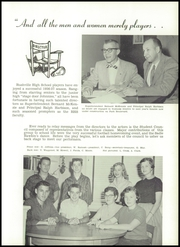 Page 13, 1957 Edition, Rushville High School - Re Echo Yearbook (Rushville, IL) online yearbook collection