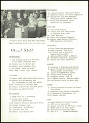 Page 16, 1957 Edition, Rushville High School - Re Echo Yearbook (Rushville, IL) online yearbook collection
