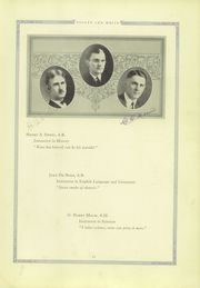 Page 15, 1926 Edition, Chicago Christian High School - Violet and Maize Yearbook (Palos Heights, IL) online yearbook collection