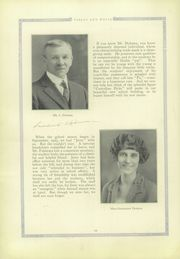 Page 16, 1926 Edition, Chicago Christian High School - Violet and Maize Yearbook (Palos Heights, IL) online yearbook collection