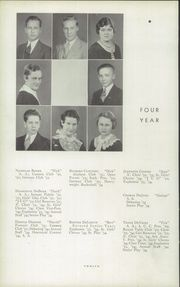 Page 14, 1934 Edition, Chicago Christian High School - Violet and Maize Yearbook (Palos Heights, IL) online yearbook collection