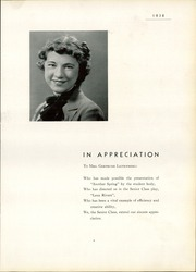 Page 13, 1938 Edition, Chicago Christian High School - Violet and Maize Yearbook (Palos Heights, IL) online yearbook collection