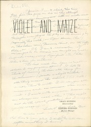 Page 5, 1938 Edition, Chicago Christian High School - Violet and Maize Yearbook (Palos Heights, IL) online yearbook collection