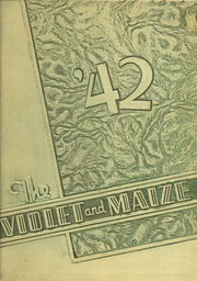 Page 1, 1942 Edition, Chicago Christian High School - Violet and Maize Yearbook (Palos Heights, IL) online yearbook collection
