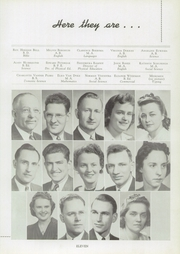 Page 15, 1942 Edition, Chicago Christian High School - Violet and Maize Yearbook (Palos Heights, IL) online yearbook collection