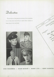Page 10, 1944 Edition, Chicago Christian High School - Violet and Maize Yearbook (Palos Heights, IL) online yearbook collection