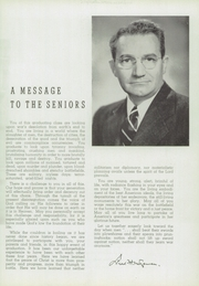 Page 15, 1944 Edition, Chicago Christian High School - Violet and Maize Yearbook (Palos Heights, IL) online yearbook collection