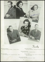 Page 16, 1949 Edition, Chicago Christian High School - Violet and Maize Yearbook (Palos Heights, IL) online yearbook collection