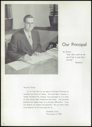 Page 16, 1954 Edition, Chicago Christian High School - Violet and Maize Yearbook (Palos Heights, IL) online yearbook collection
